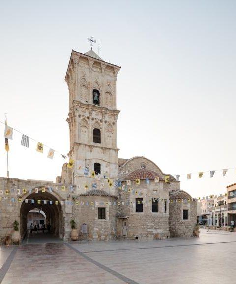Pakkereiser til Kypros