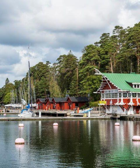 Fly til Åland