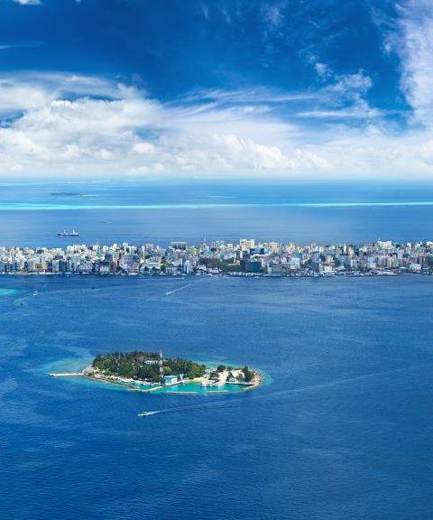 Pakkereiser til Maldivene