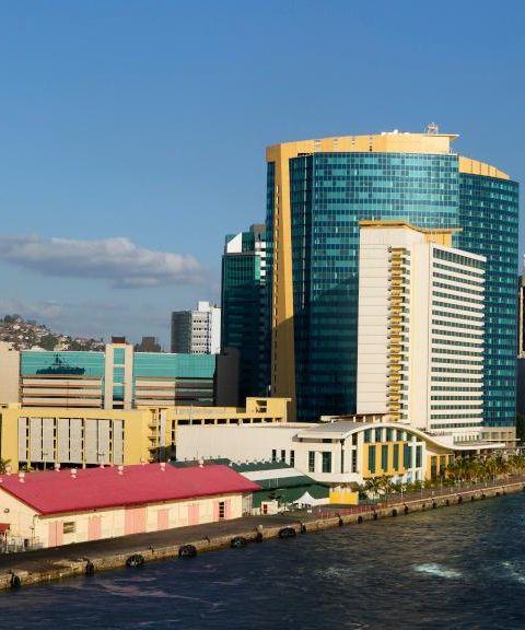 Fly til Trinidad og Tobago