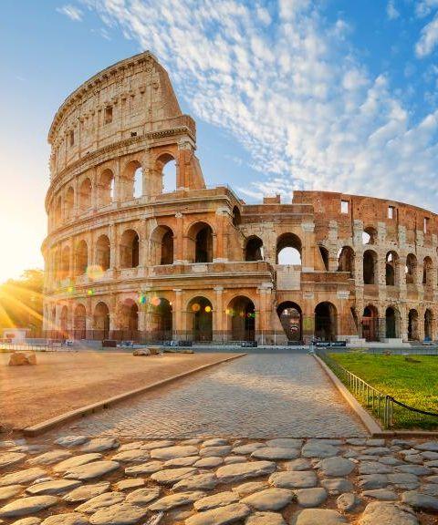 Fly til Italia