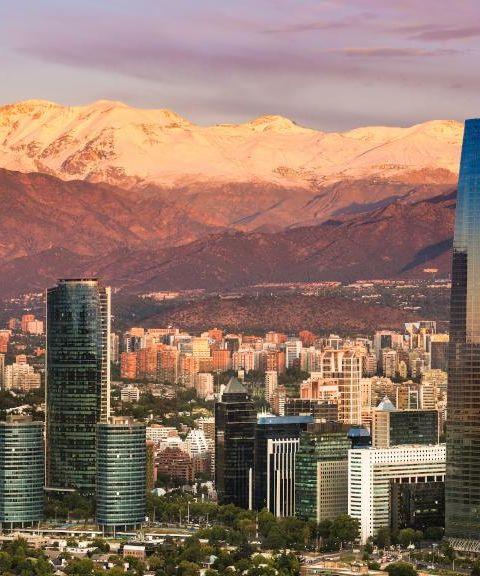 Fly til Chile