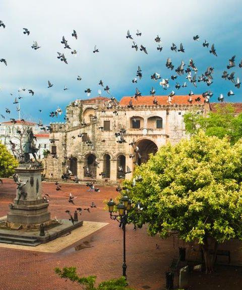 Fly til Den dominikanske republikk