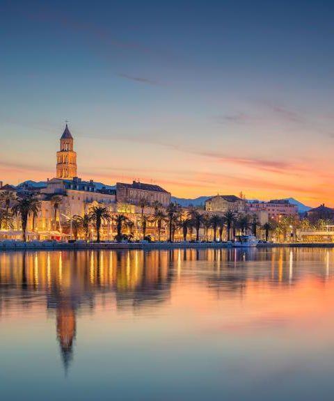 Pakkereiser til Kroatia