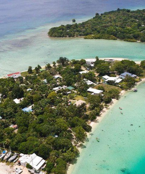 Fly til Vanuatu